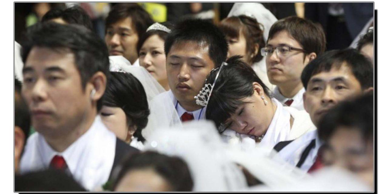 شادی پر مہمان اکھٹا کرنے کا جنوبی کوریائی نسخہ