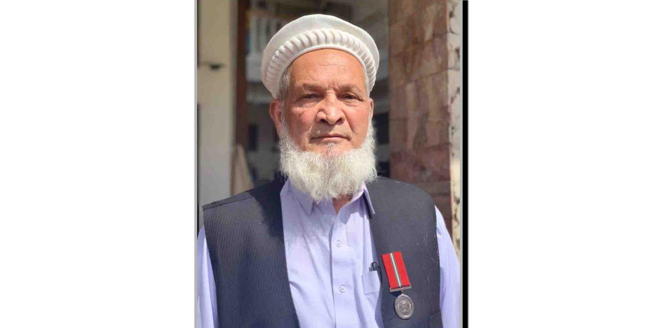 الحاج زاہد خان کی شخصیت کا مختصر جائزہ