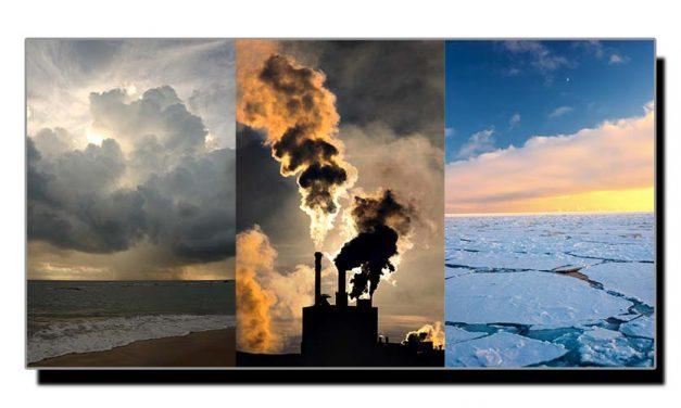 ماحولیاتی تغیرات
