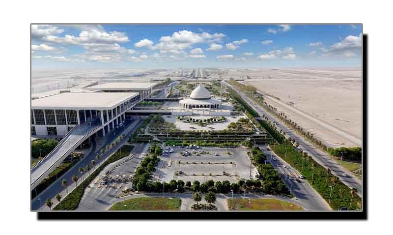 یہ ہے رقبہ کے لحاظ سے دنیا کا سب سے بڑا ائیرپورٹ