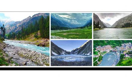 سوات کے مشہور پہاڑ، درے اور چوٹیاں