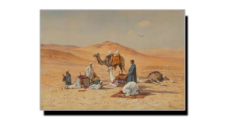 سواری پر ادا کی گئی نماز بارے مکاتب کی رائے