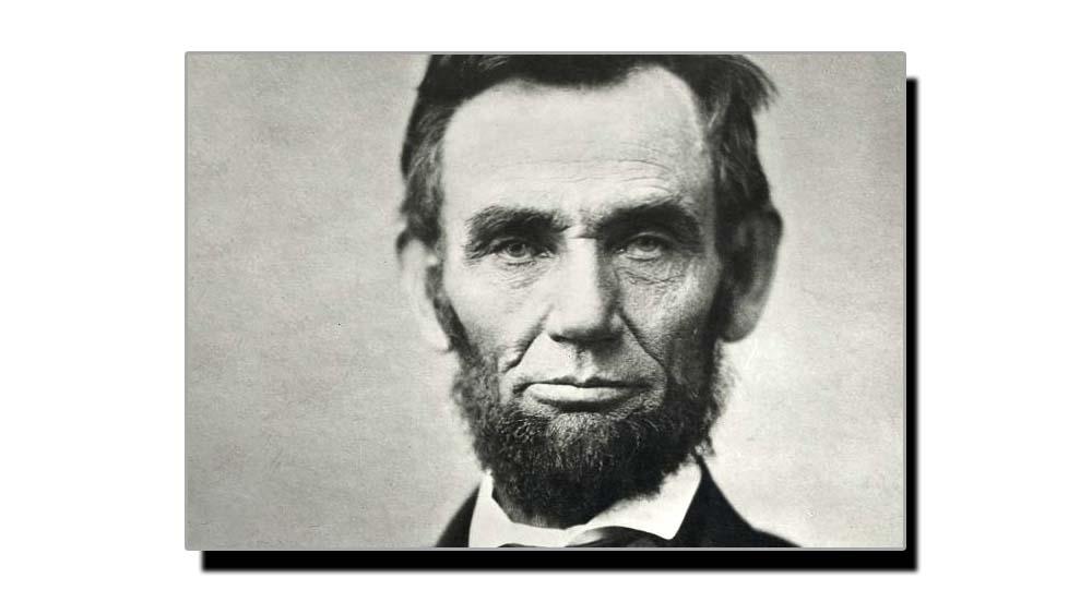 6 نومبر، ابراہام لنکن امریکہ کے صدر منتخب ہوئے