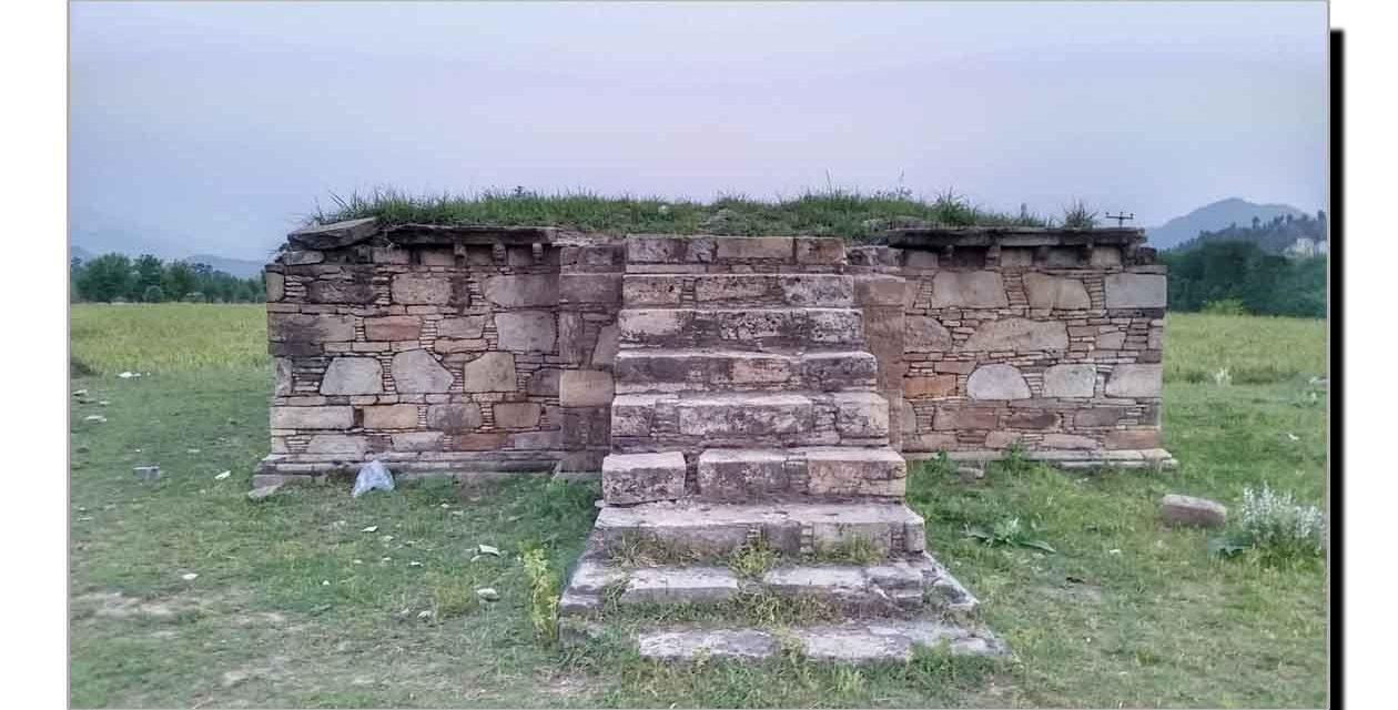 انڈان ڈھیرئی کے صدیوں پرانے تاریخی آثار