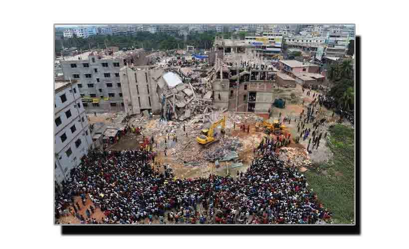 24 اپریل، بنگلہ دیشی تاریخ کے بدترین دنوں میں سے ایک