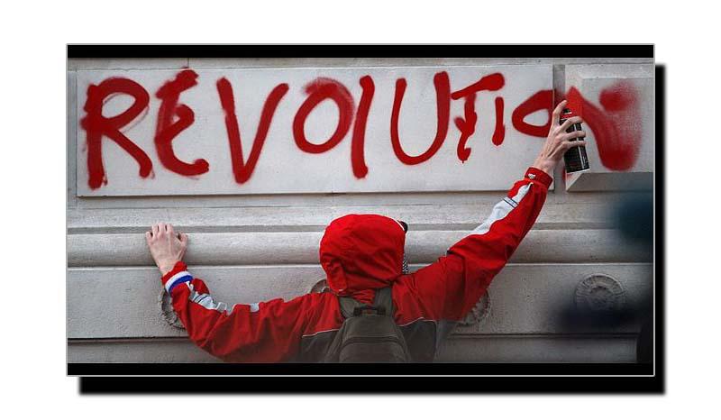 خونی انقلاب آخری آپشن ہوگا