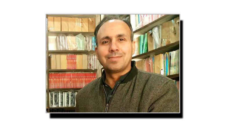 شاعر، ادیب اور صحافی فضل ربی راہیؔ کے ساتھ خصوصی نشست
