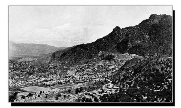 1858ء کا سوات