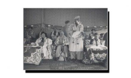 والیِ سوات کی تقریبِ تاج پوشی کا احوال