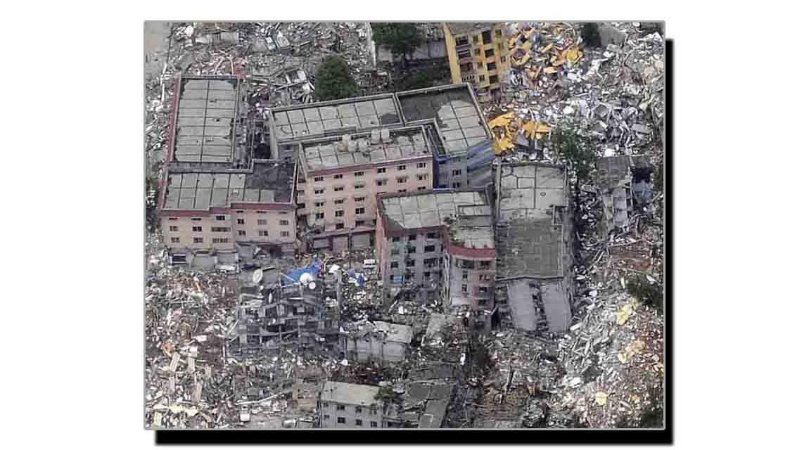 12 مئی، جب چین میں قیامت صغریٰ برپا ہوئی