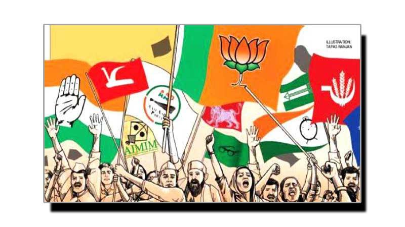 بھارتی الیکشن، کس کا پلڑا بھاری؟