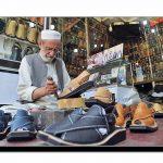 پشتونوں کی روایتی اور ثقافتی پشاوری چپل