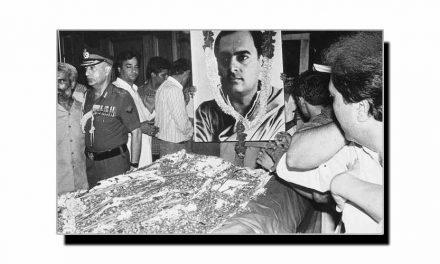 اکیس مئی، جب راجیو گاندھی کو قتل کیا گیا