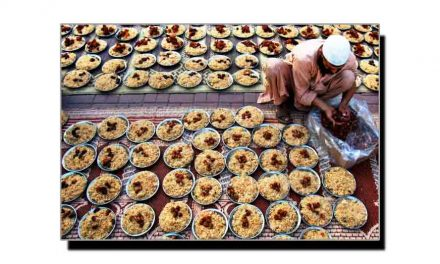 رمضان، ضبطِ نفس کا مہینا