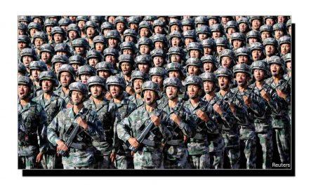 یہ ہے دنیا کی سب سے بڑی فوج