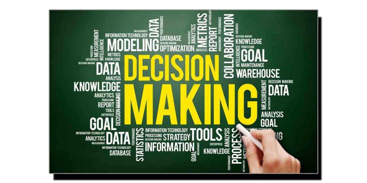 بروقت اور صحیح فیصلوں کی اشد ضرورت ہے!