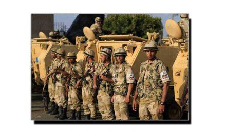 جانیے مصری ملٹری کا عجیب و غریب قانون