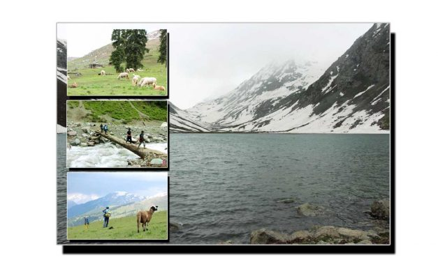 اِزمِس جھیل، اَن دیکھا پاکستان