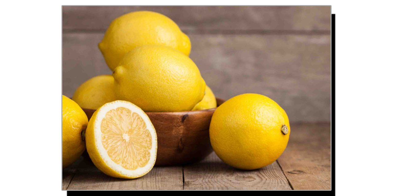 بھوک بڑھانے کے لیے لیموں استعمال کریں