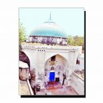 مسجدِ نیلا گنبد کی مختصر تاریخ