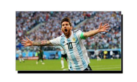 """چوبیس جون، مشہور فٹ بالر """"لیونل میسی"""" کا یومِ پیدائش"""