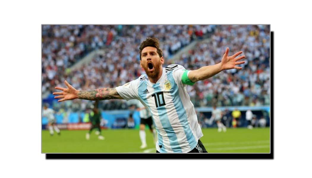 """24 جون، مشہور فٹ بالر """"لیونل میسی"""" کا یومِ پیدائش"""