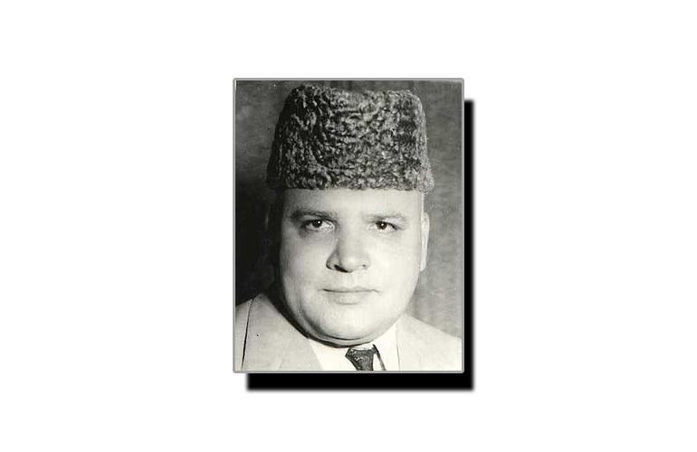 بائیس اکتوبر، عبدالقیوم خان کا یومِ انتقال