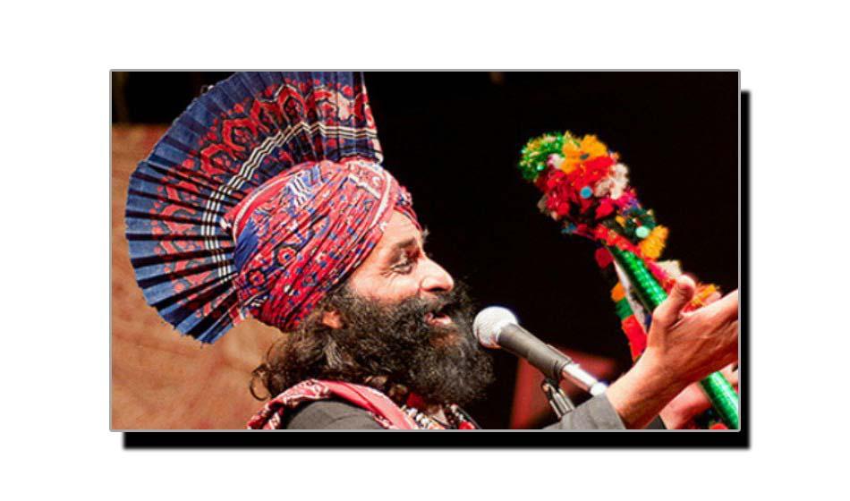 4 جولائی، صوفی گلوکار الن فقیر کا یومِ انتقال