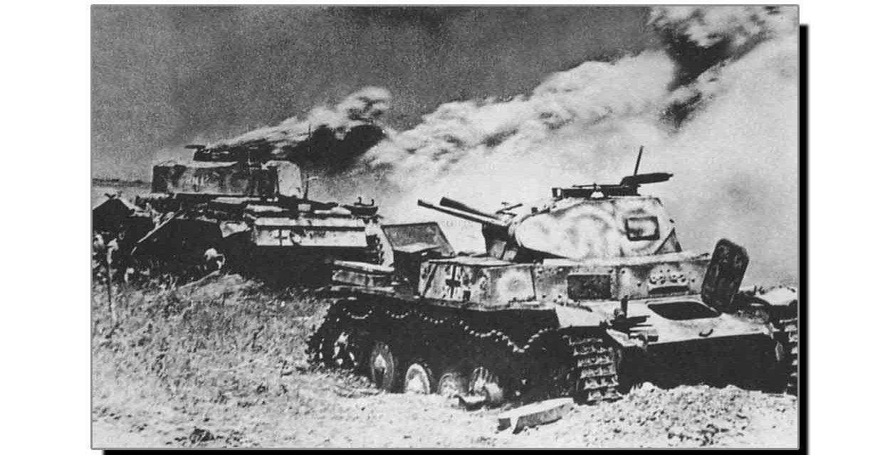 5 جولائی، ٹینکوں کی سب سے بڑی لڑائی کا یومِ آغاز