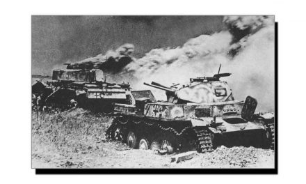 پانچ جولائی، ٹینکوں کی سب سے بڑی لڑائی کا یومِ آغاز