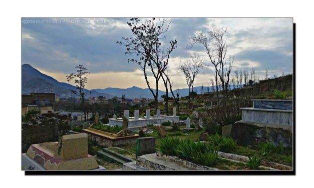 قبرستان مافیا اور کمزور انتظامیہ