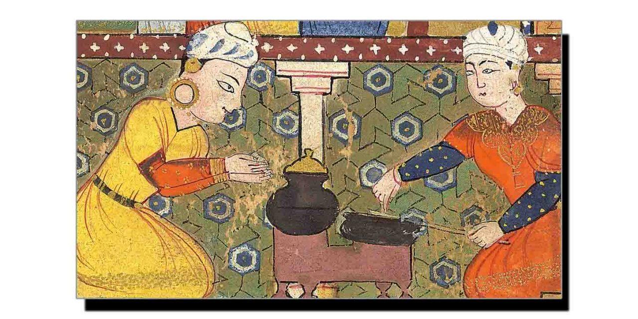 مغلیہ عہد کا شاہی باورچی خانہ