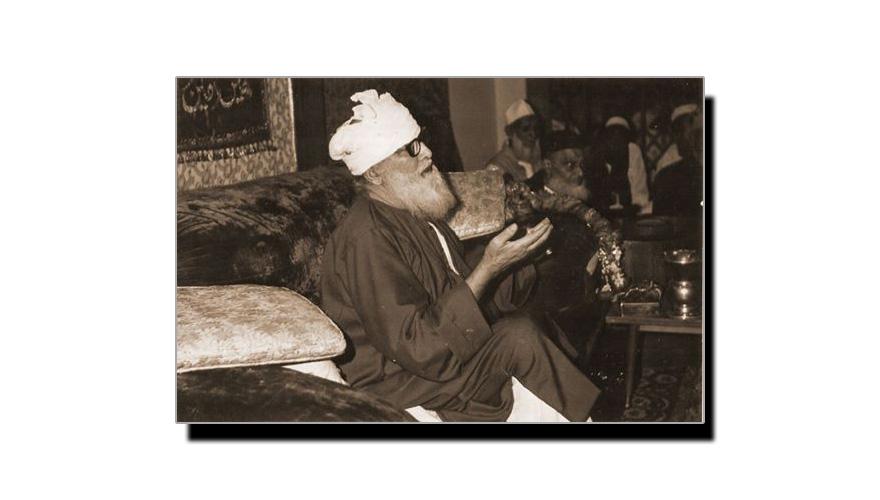 تئیس جولائی، صوفی ذہین شاہ تاجی کا یومِ انتقال
