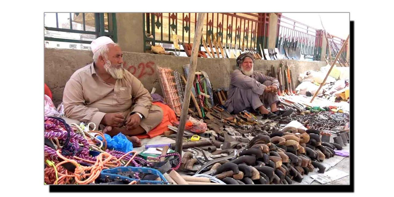 ریاستِ سوات دور کا روایتی میلہ