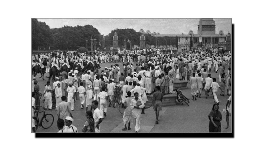 "نو اگست، ""ہندوستان چھوڑو تحریک"" کا یومِ آغاز"