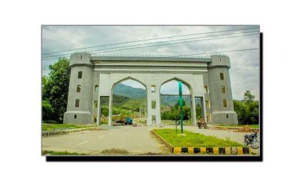 """دنیا کا آٹھواں عجوبہ """"سوات یونیورسٹی"""""""