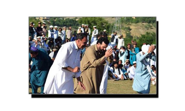 پشتون ثقافت کی دم توڑتی روایات