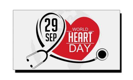 اُنتیس ستمبر، عالمی یومِ قلب (World Heart Day)