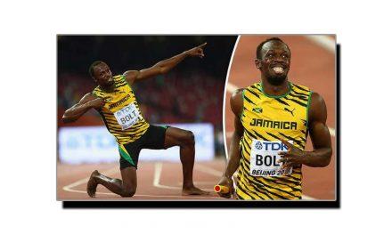 دنیا کے تیز ترین دوڑنے والے شخص بارے پڑھیے کچھ خاص