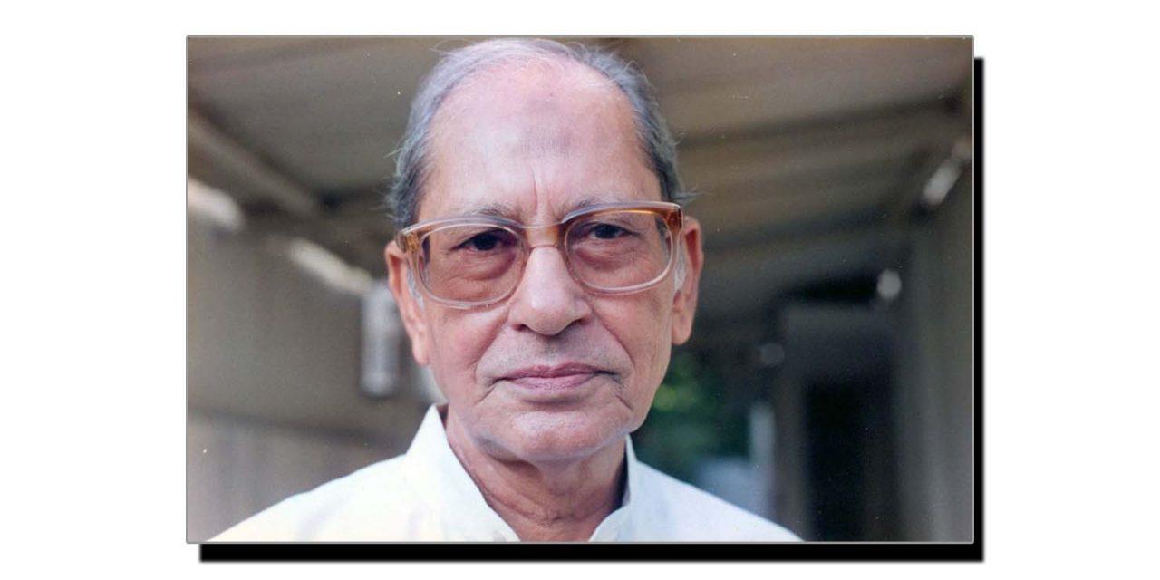 15 جون، ڈاکٹر اسلم فرخی کا یومِ انتقال
