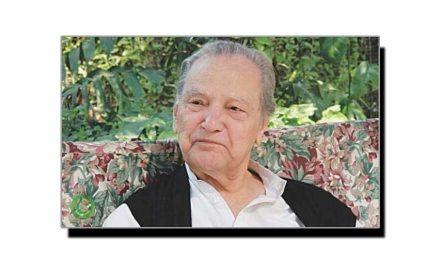تین اکتوبر، ڈاکٹر جاوید اقبال کا یومِ انتقال