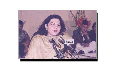تیس اکتوبر، ثمینہ راجا کا یومِ انتقال