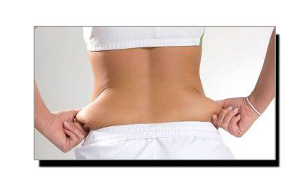 کیلے، کمر کے اردگرد چربی گھلانے کا غذائی علاج