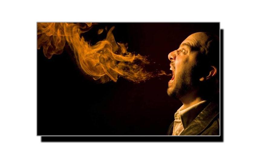 تمباکو نوشی، سینے میں جلن کا باعث بنتی ہے