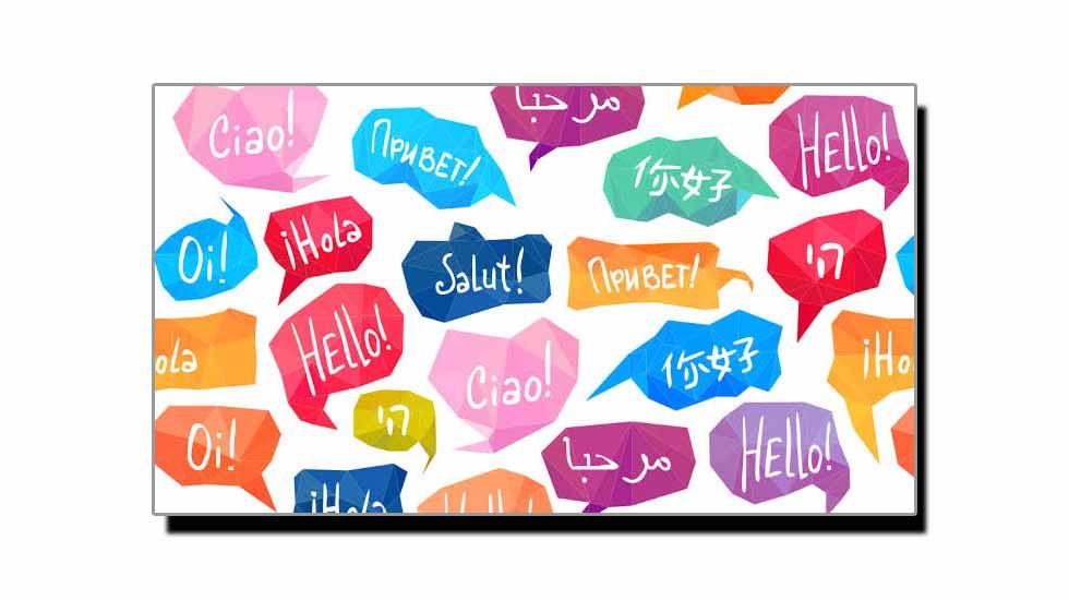 بولی اور زبان میں فرق