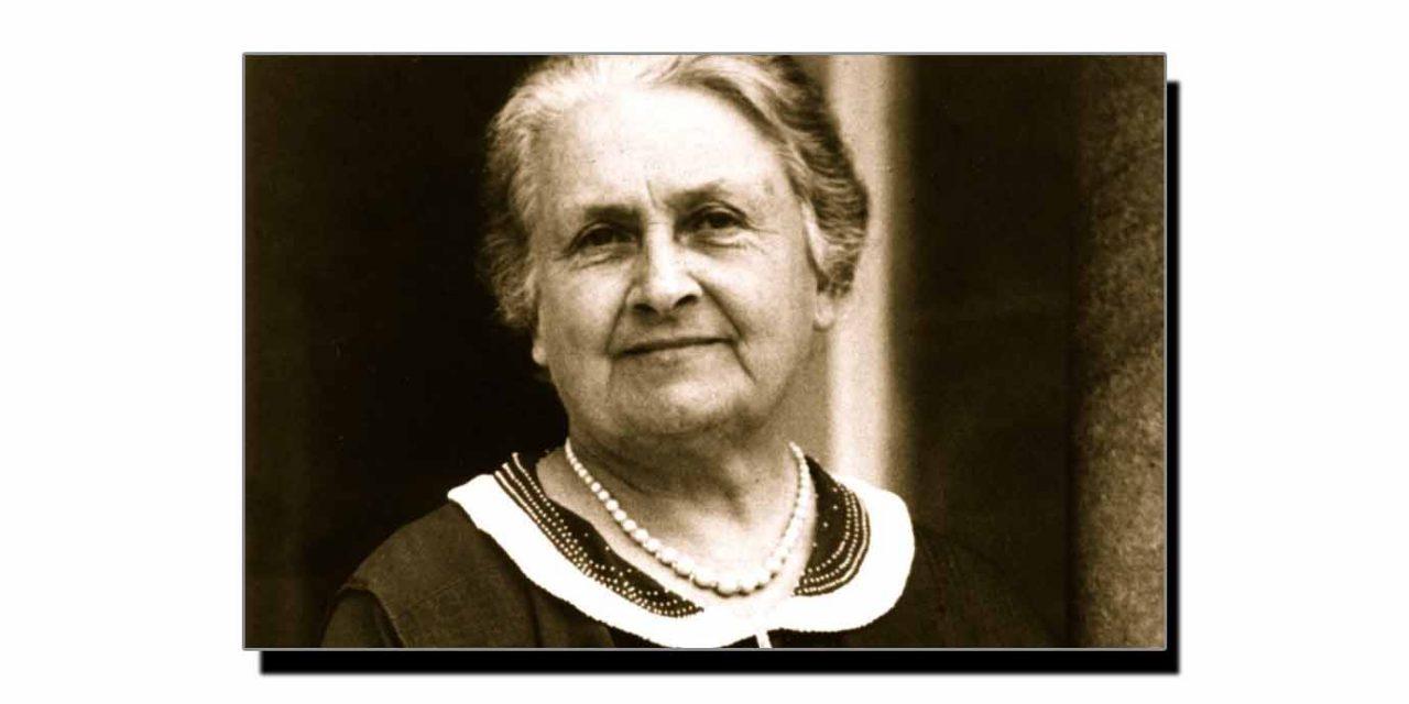 ماریا مانٹیسوری