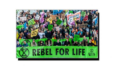 """Extinction Rebellion"" کیا ہے؟"