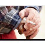 سگریٹ نوشی، فالج کے اسباب میں سے ایک