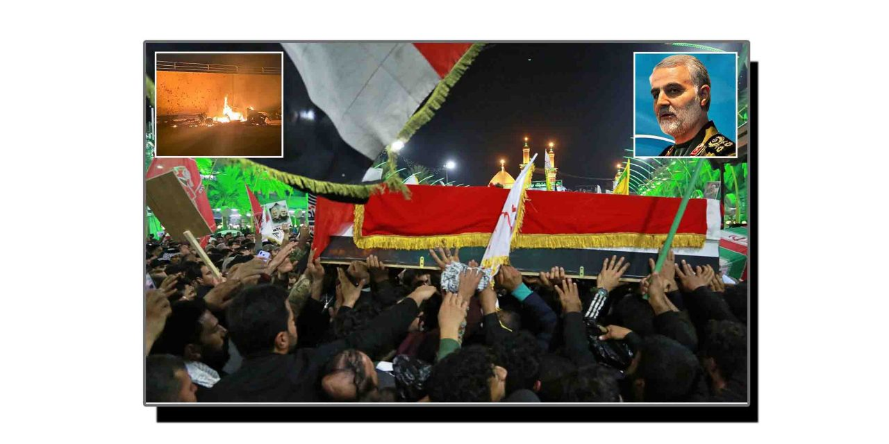 جنرل قاسم سلیمانی کے بعد ایران دوراہے پر