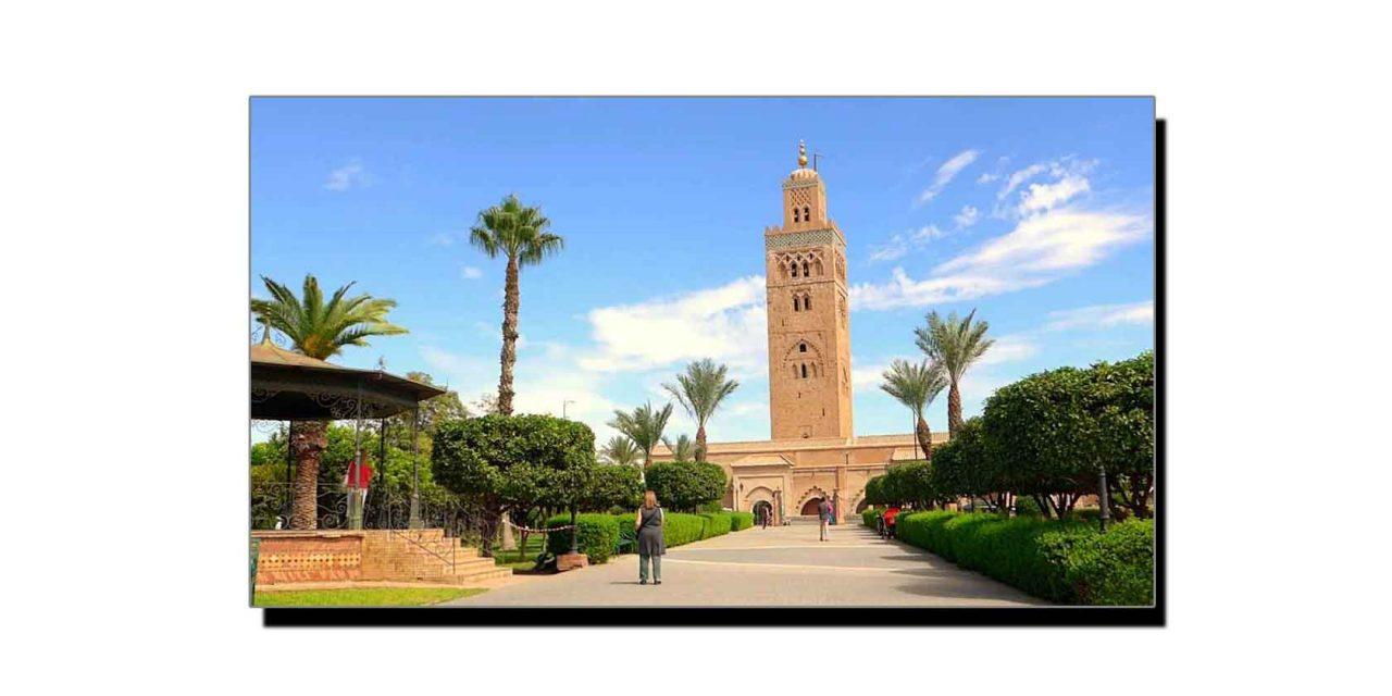 "فنِ تعمیر کا شان دار نمونہ ""مسجدِ کُتبیہ"""